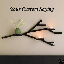 Wall Lettering Your Custom Saying! Personalized Vinyl Wall Decal