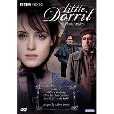 Little Dorrit (DVD, 2009, 4-Disc Set) BBC, GREAT SHAPE