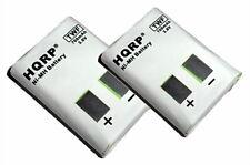 Two Battery for Motorola Kebt-086-A, Kebt-086-B, Kebt-086-C, Kebt-086-D Radio