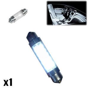 1x Smart Fortwo 1.0 264 42mm White Interior Courtesy Bulb LED Upgrade Light New