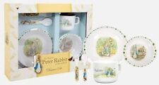 Beatrix Potter Peter Rabbit Classic 5pc Dinner Set Kitchenware Dinnerware