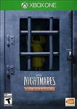 Little Nightmares: Six Edition (Microsoft Xbox One, 2017) Video Game Brand New
