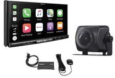 Pioneer AVIC-W8400NEX DVD GPS WiFi CarPlay + ND-BC8 Camera + SXV300V1 XM Tuner