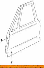 20748884 Outer Door Skin, Right Side. 1992-99 LeSabre, Park Avenue. New.
