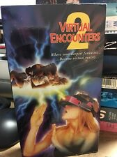 Virtual Encounters 2 (VHS, 1998) Brandy Davis Ethan Hunt Fast Shipping.