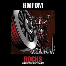 KMFDM ROCKS - Milestones Reloaded CD 2016