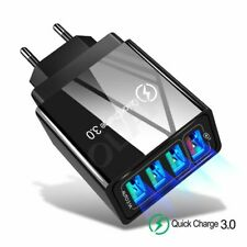 48W Quick Charger 3.0 USB Charger for Samsung A50 A30 iPhone 7 8 Huawei P20