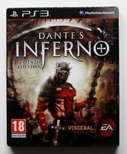 DANTE'S INFERNO DEATH EDITION - PLAYSTATION 3 PS3 PLAY STATION PAL ESPAÑA DANTE