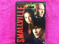 SMALLVILLE THE COMPLETE THIRD SEASON 3 TEMPORADA 6 DVD