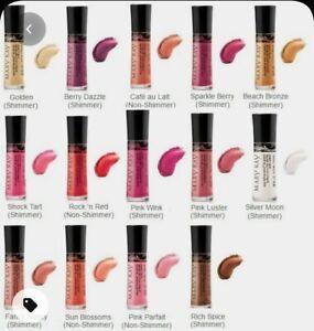 Mary Kay Nourishine Plus Lip Gloss .15 oz NIB - You Choose Shade~!!