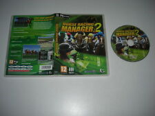 HORSE RACING Manager 2 PC CD ROM NM HRM-Spedizione Veloce