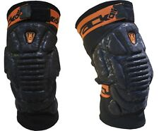 PBRack Armadillo KNEE PADS Paintball size Large/XL **NEW** PB Rack SHIPS FREE!!