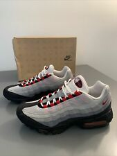 """Nike Air Max 95 """"Sport Red"""" 2009 Size 10.5"""
