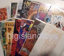 Promethea Wildstorm America's Best Comics #1-#23 Alan Moore 1999 [PICK / CHOICE]