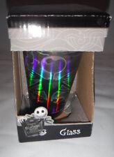 Disney's Nightmare Before Christmas Drinking Glass Jack
