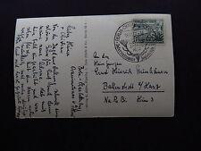 Postcard Postkarte Germany Berlin Charlottenburg WHW Jagdaustellung 1937