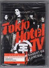 dvd TOKIO HOTEL TV CAUGHT ON CAMERA