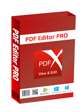PDF Readers & Editors PRO Software for Windows Latest Version