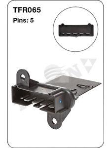 Tridon Heater Fan Resistor Jeep Cherokee Kj 5 Pin (TFR065)