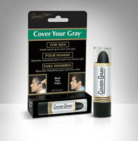 Irene Gari Cover Your Gray touch up hair color stick for Men .15oz. Black