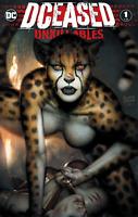 DCEASED: UNKILLABLES #1 (RYAN BROWN EXCLUSIVE VARIANT) COMIC BOOK ~ PRE-SALE
