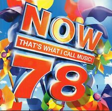 Now That's What I Call Music 78 - Various Artists (CD 2011) Original CD