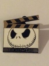 Disney Hollywood Studios Clapboard Mystery Set - Jack Skellington Pin WDW Trade