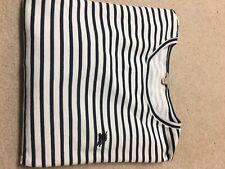 Brand New Mens Burberry Sweater XL Navy Stripe
