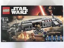 LEGO Star Wars Resistance Troop Transporter 75140 - New Sealed