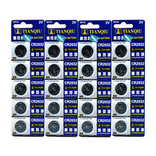 20x CR2032 Lithium Battery 3V Button Cell for Calculator Scale Remote Watch Toy