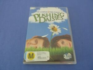 Pushing Daisies DVD Complete First 1 Season R4 Free Tracked