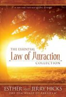 Essential Law of Attraction Collection, Paperback by Hicks, Esther; Hicks, Je...
