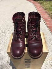Red Wing Heritage Iron Ranger       8119 Oxblood, size 9.5