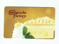 Cheesecake Factory Gift Card - Restaurant - Lemon Meringue - No Value -I Combine