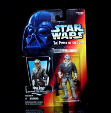 STAR WARS Action Figure HAN SOLO in HOTH GEAR - POTF 1995