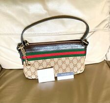 Gucci Handbag Purse GG Monogram pat