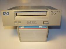 Lecteur de bande interne HP Surestore DAT24 C1555 - 60033 + 1 bande 12/24 Go