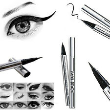 MAX BLACK Eyeliner Pen - Waterproof Liquid Pencil Eye Liner - Make Up Comestic