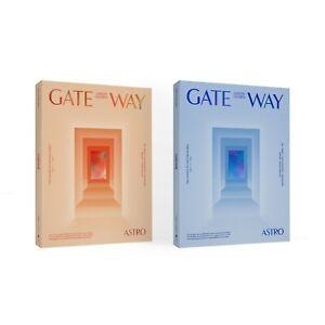 "K-POP ASTRO Album ""GATEWAY"" [ 2Photobook + 2CD ] SET / Free Shipping"