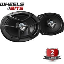 NEW JVC CS-J6930 800 Watts a Pair 3 Way 6x9 Rear Parcel Shelf Car Van Speakers