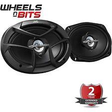 """NEW JVC CS-J6930 6""""x9"""" Inch Rear Shelf 3 Way 6x9 800 Watts a Pair Car Speakers"""