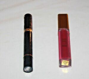 Milani Brilliant Shine Lip Gloss #06 + HD Advance Lip Color #118 Lot of 2 New