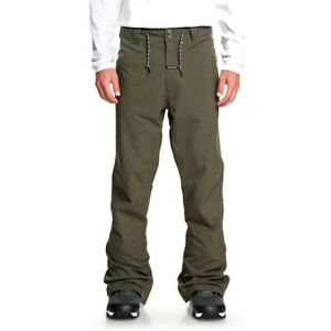 DC Relay Pant 2020 Mens in Olive Night