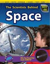 The Scientists Behind Space (Sci-Hi), Excellent, Books, mon0000110827
