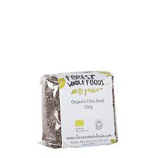 Organic Chia Seeds (Free UK Postage) 250g