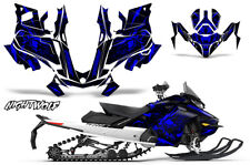 Ski-Doo Summit Renegade 850 Decal Graphic Kit Sled Gen 4 Snowmobile Wrap NW BLUE