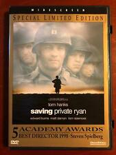 Saving Private Ryan (Dvd, 1998, Widescreen Special Limited Edition) - G1219