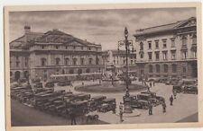 Italy, Milano, Plazza e Teatro alla Scala Postcard, B233