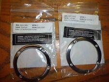 NEW PENN Chrome Ring Trim Assembly Right Side 002-112H2O & Left Side 028-112H2