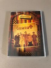 MTV Apresenta: Casuarina (DVD, 2005) NEW SEALED Very Rare Brazil Samba Music
